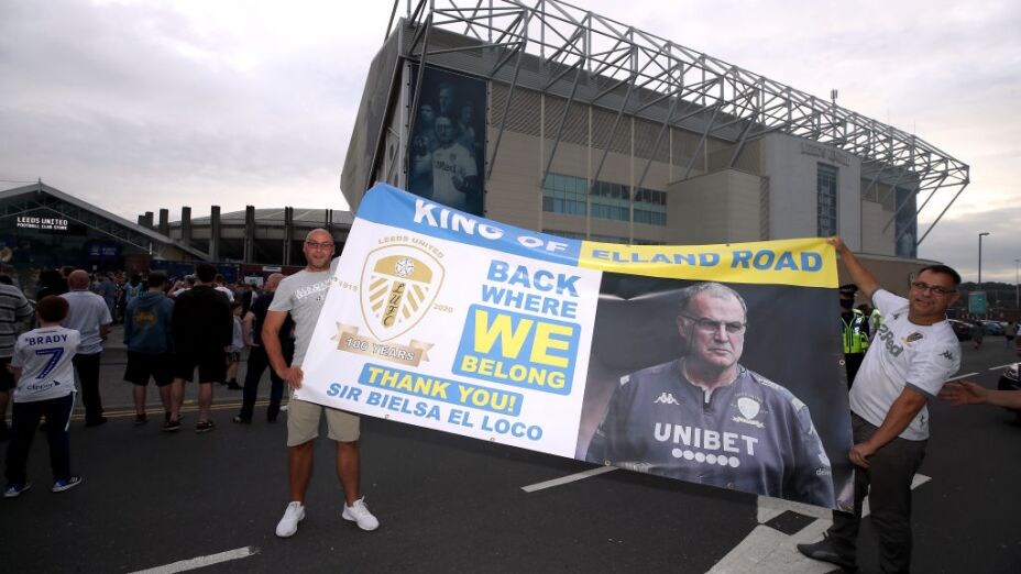 Leeds United regresa a la Premier League