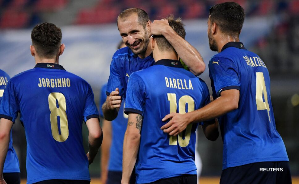 La selección de Italia