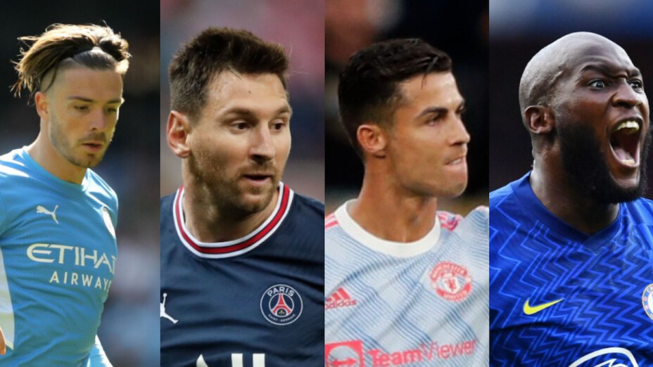 Favoritos para ganar la Champions League.