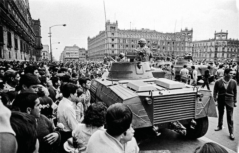 movimiento del 68