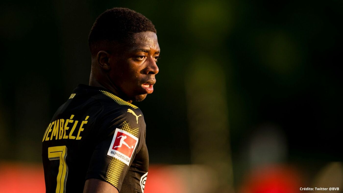 16 EX JUGADORES del Borussia Dortmund dembele.jpg