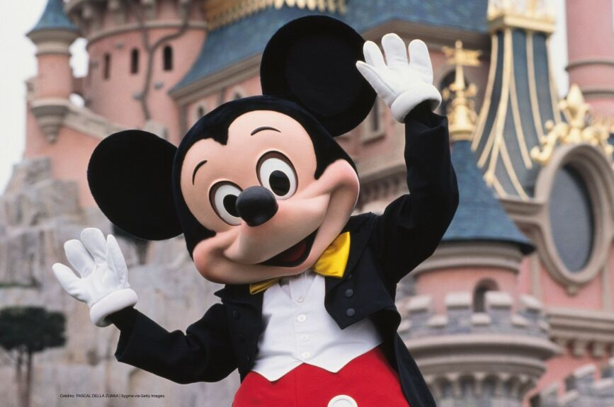 Curiosidades Mickey Mouse