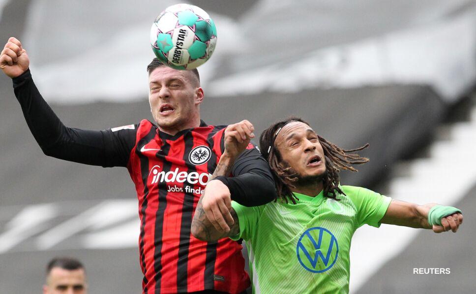 Eintracht Fráncfort vs Wolfsburgo