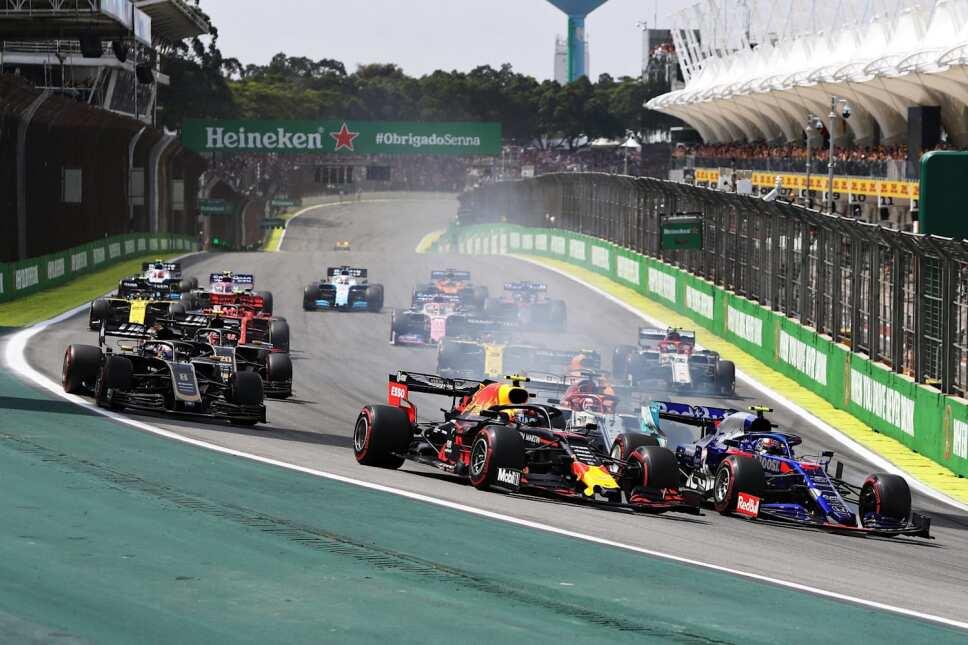 Brasil GP covid-19