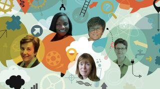 mujeres ciencia vacuna