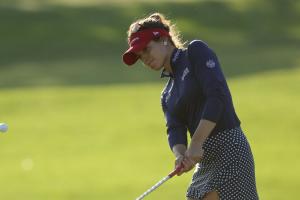Pasa corte Gaby López en el US Women's Open