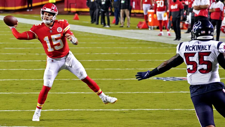 Kansas City Chiefs y Mahomes brillan en el inicio de la NFL