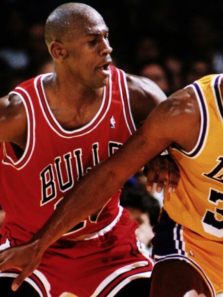 Michael Jordan y Magic Johnson