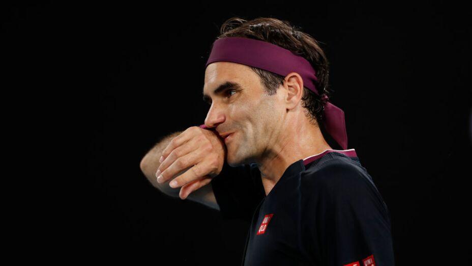 Roger Federer iguala 'su nefasto récord' en 2020
