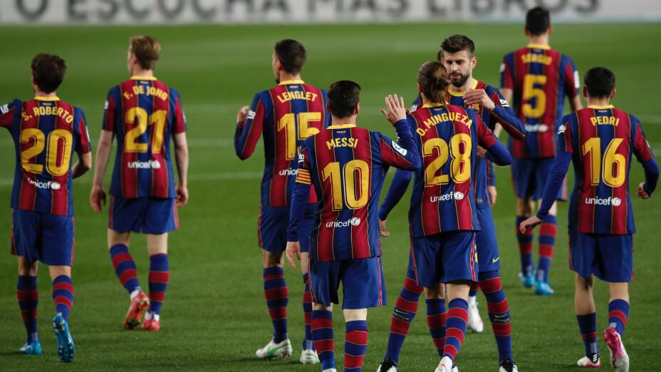 Lionel Messi Barcelona vs Granada en vivo