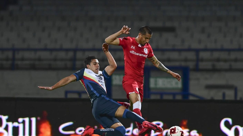 América se lleva el triunfo en CU en su debut en la #CopaGNPPorMéxico