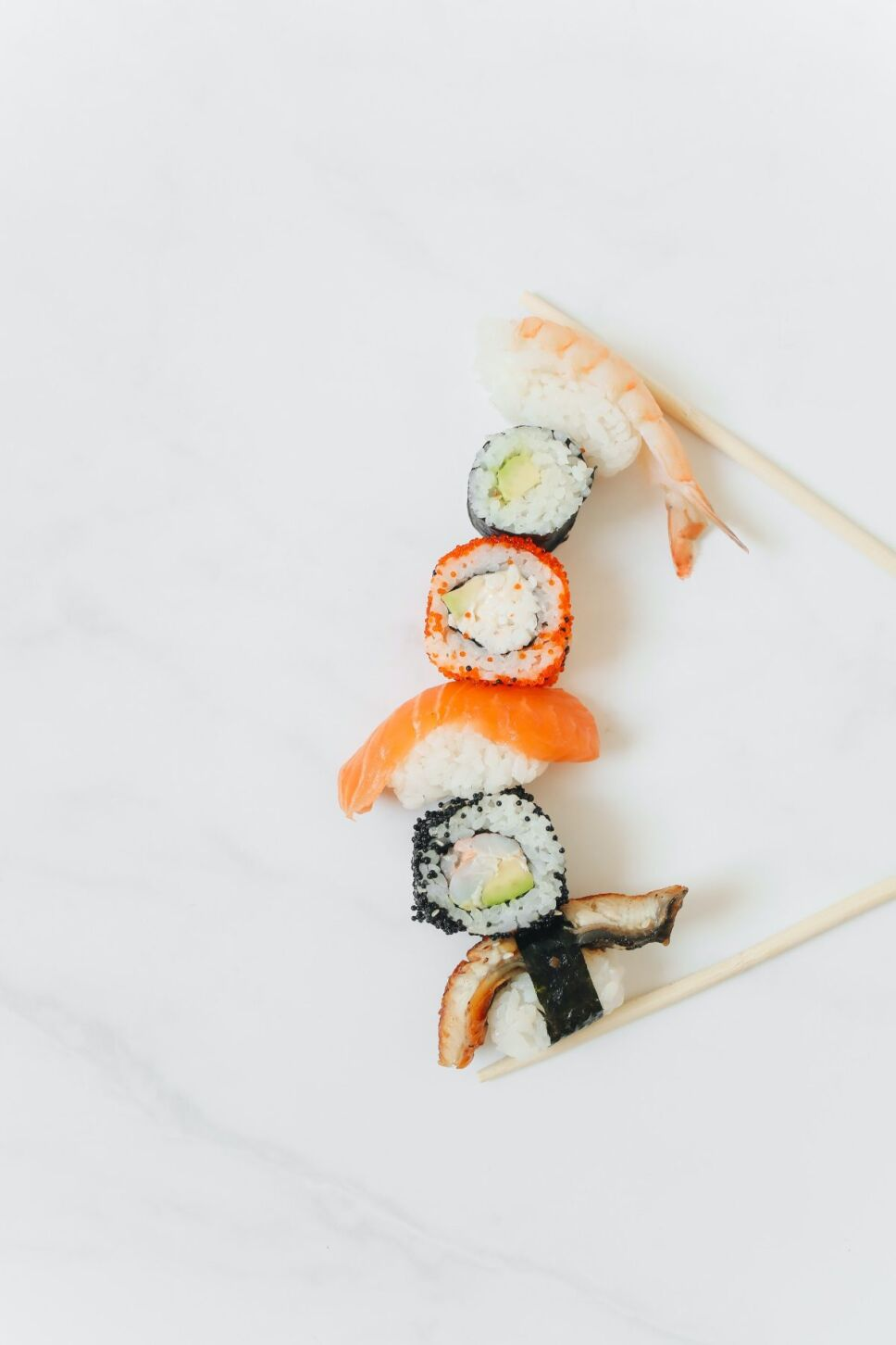 Comida minimalista