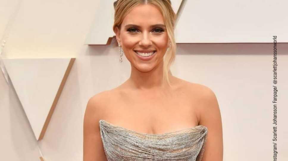 Te presentamos los escotes más sensuales de los premios Oscar 2020: Scarlett Johansson lidera la lista.