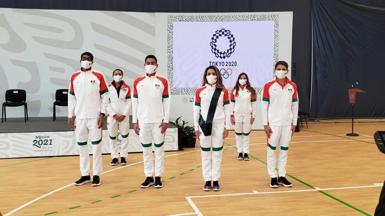 Delegación Mexicana Tokyo 2020
