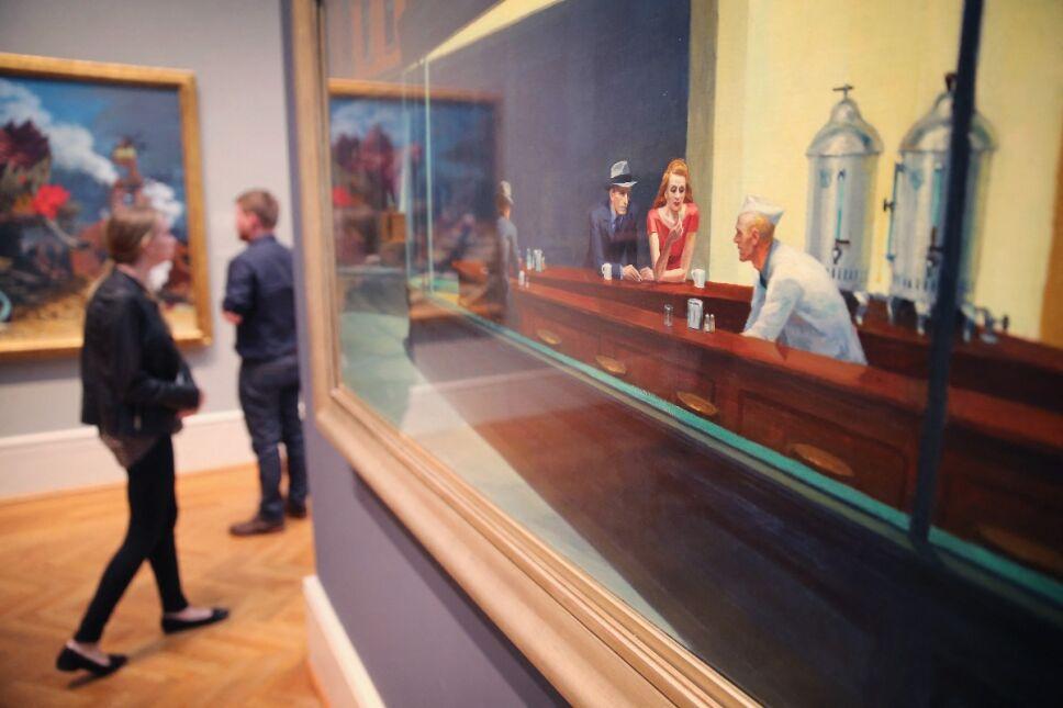 Pinturas de Edward Hopper que retratan perfectamente la soledad