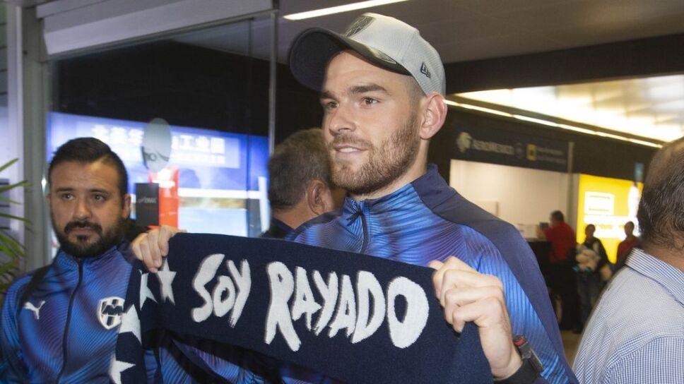 Janssen se presenta con Rayados