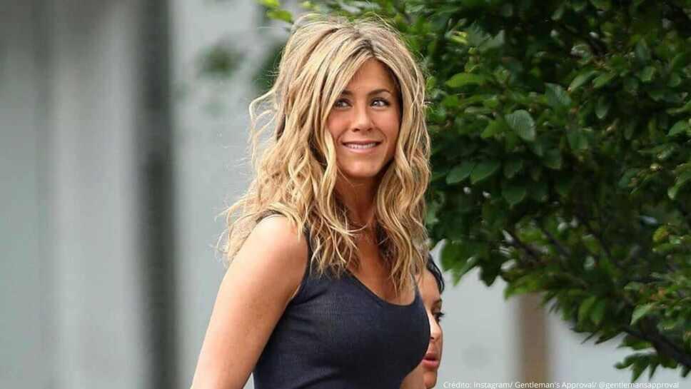 Jennifer Aniston se suma a campaña contra el COVID-19