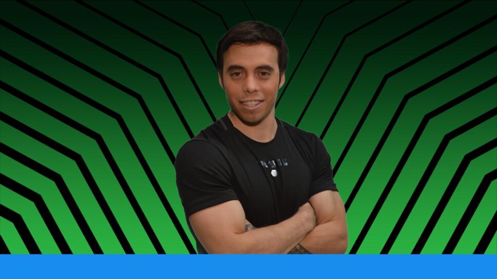 Ian Juárez Exatlón
