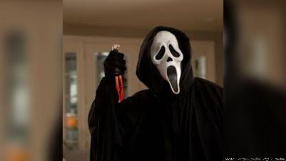 GhostFace asesino de la película 'Scream'