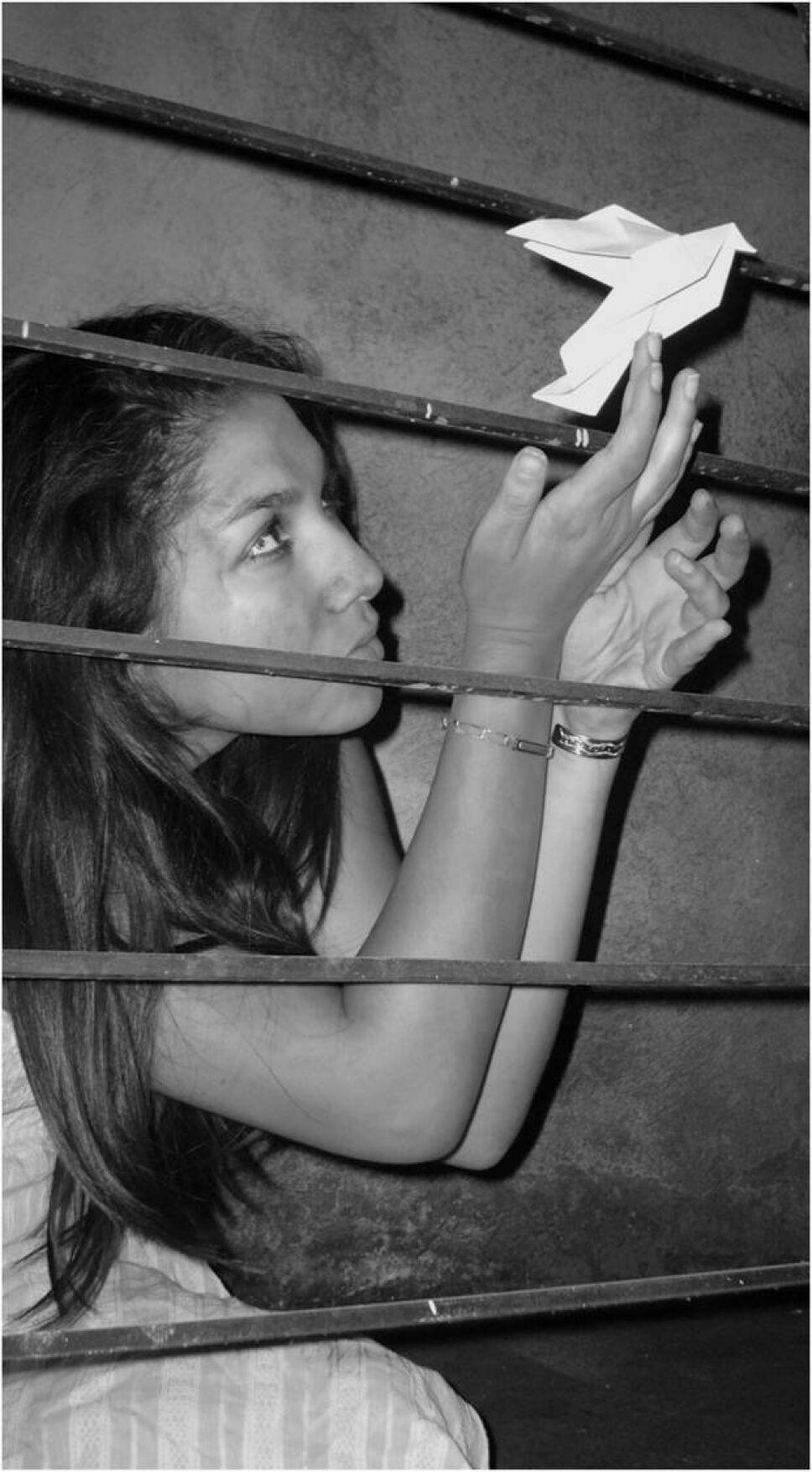 MENCIÓN - Jaqueline Berenice Avalos Martínez, Soñando con la libertad.JPG