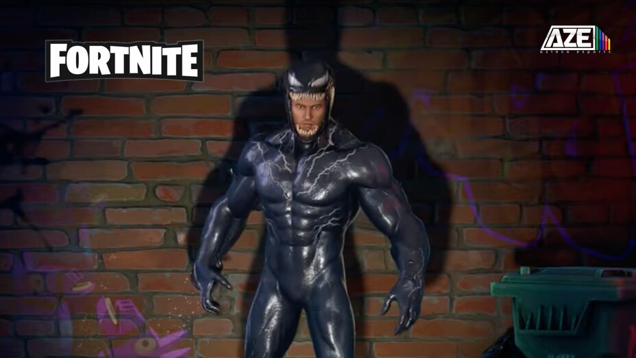 Venom llega a Fortnite