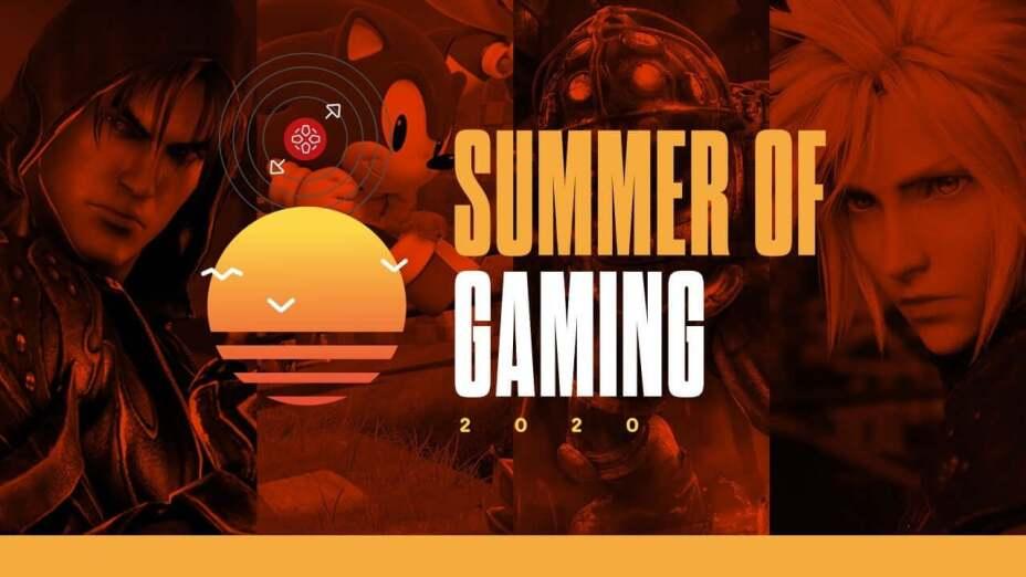 Summer of Gaming