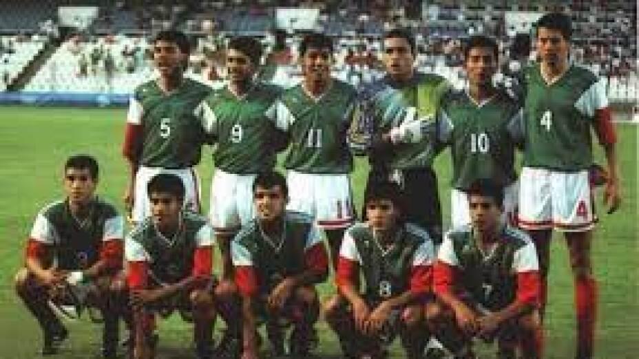 México en Barcelona 1992