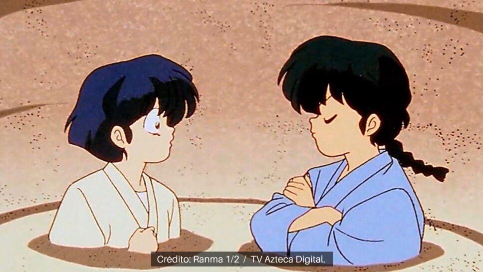 Ranma y Akane