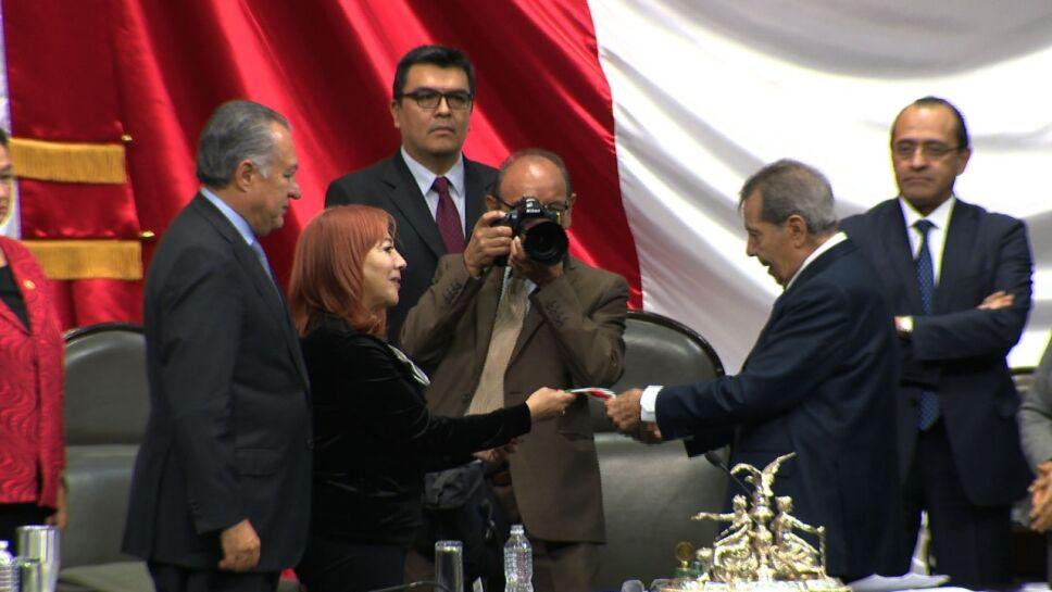 Rosario Ibarra reconocimiento