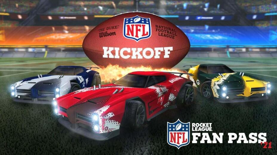 La NFL llega a Rocket League