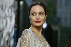 Angelina Jolie es captada con su ex, Jonny Lee Miller