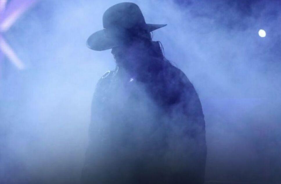 Undertaker retiro de la lucha libre