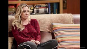 Kaley the Big Bang theory