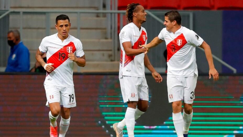 Selección de Perú en la Copa América