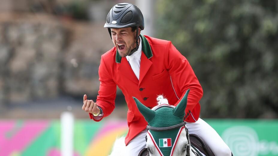 México Ecuestre Olímpico