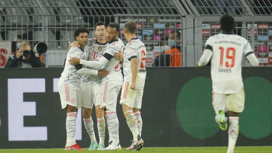 DFL Super Cup - Borussia Dortmund v Bayern Munich
