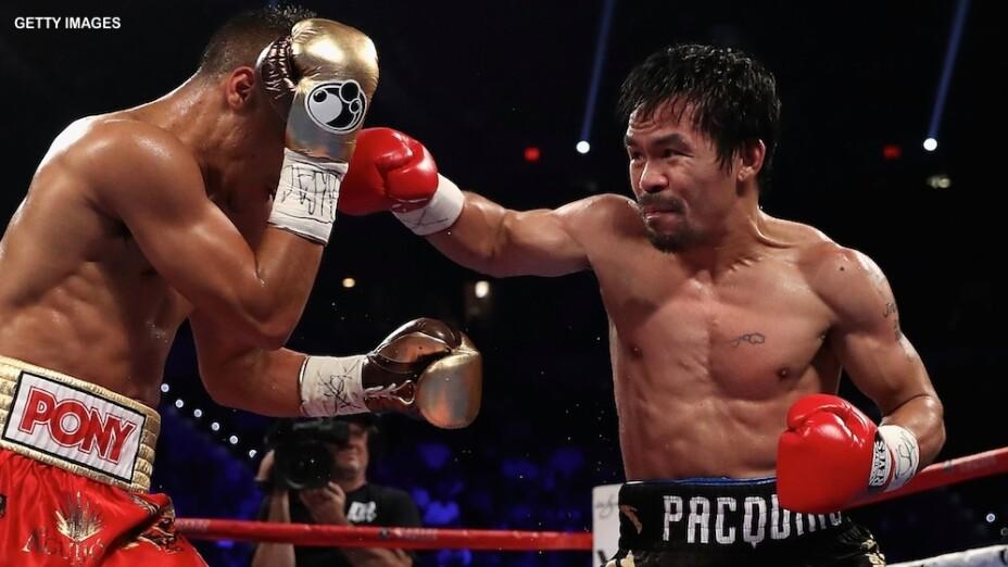 Manny Pacquiao peleará ante Ryan García