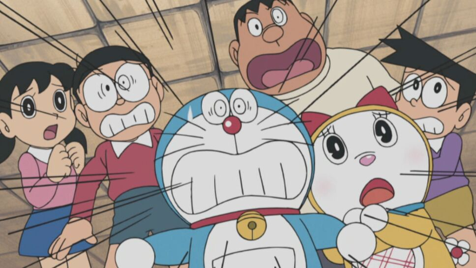 País Subterraneo Doraemon