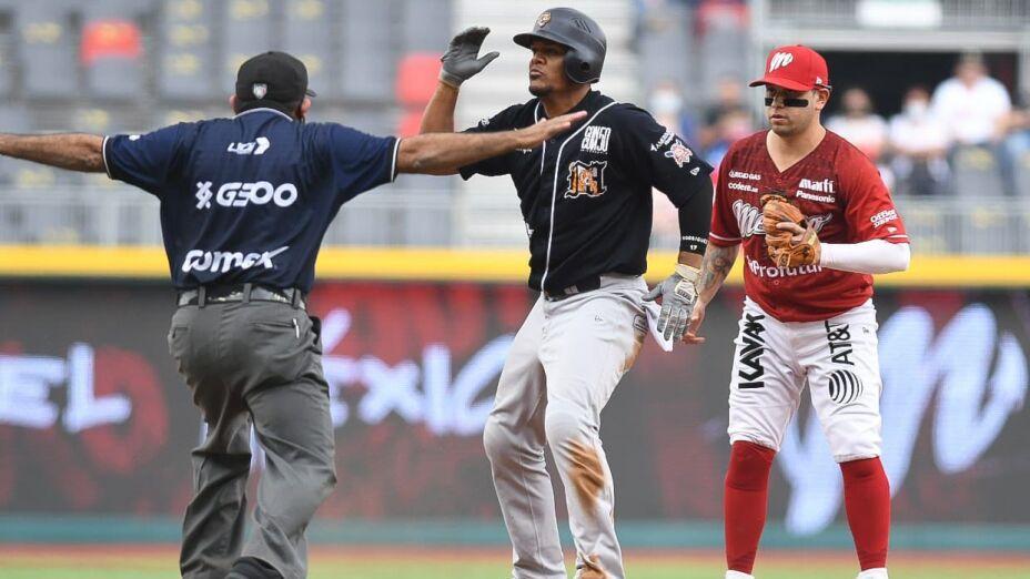 Tigres de Quintana Roo vs Diablos Rojos del México Beisbol LMB