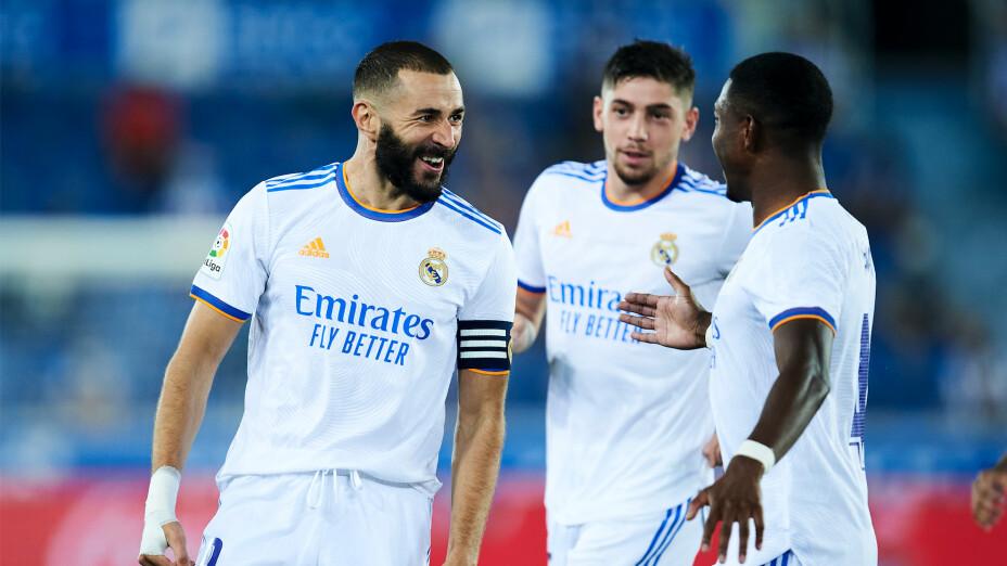 Levante vs Real Madrid La Liga