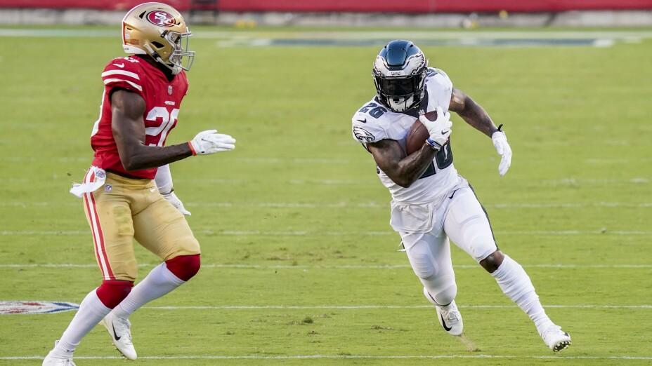 NFL: Philadelphia Eagles at San Francisco