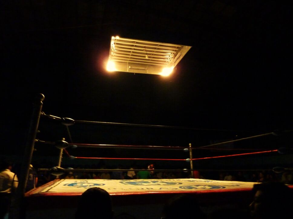 ring lucha libre