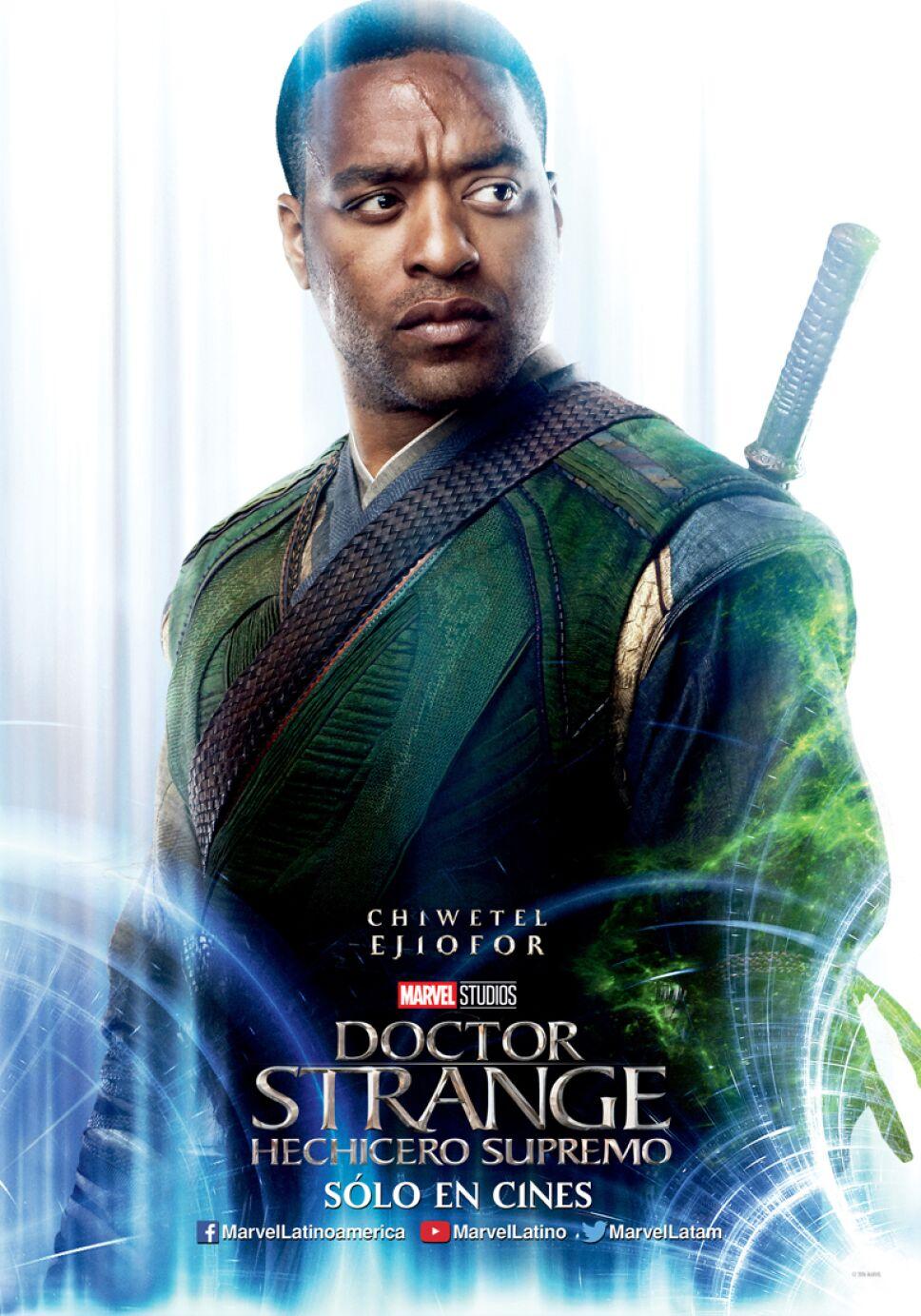 Póster Dr Strange