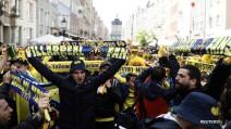 Aficionados del Villarreal
