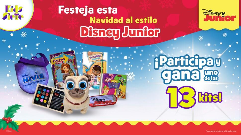 Navidad Disney Junior