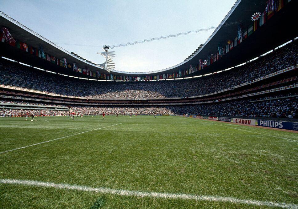 México 86, el segundo mundial celebrado en la 'tierra del sol'