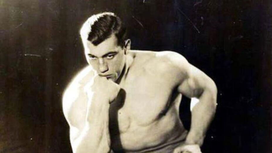 Primo Carnera boxeador italiano