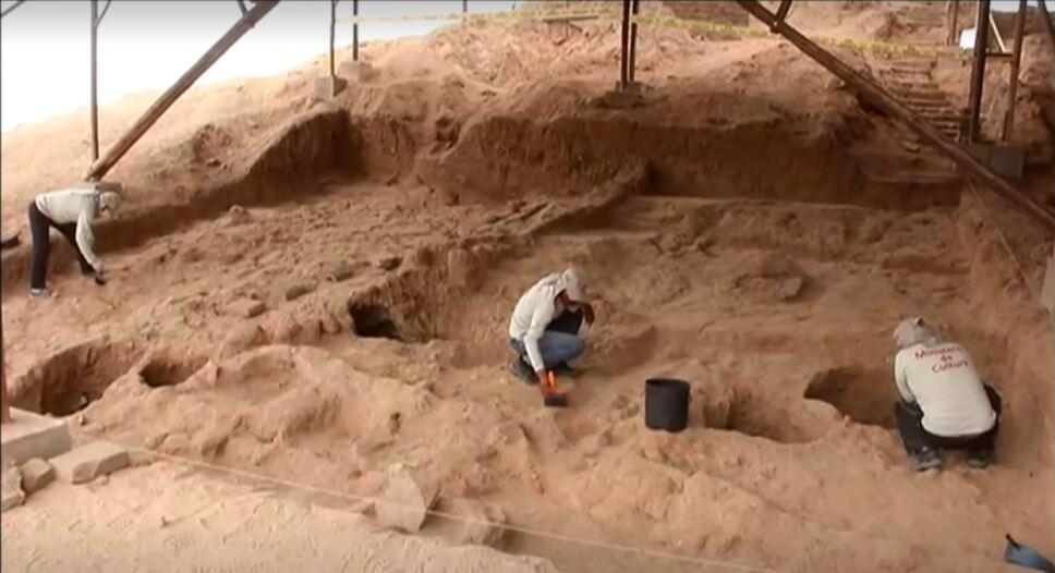 Tumbas de niños de la élite inca de hace 500 años son localizadas en centro arqueológico en Perú
