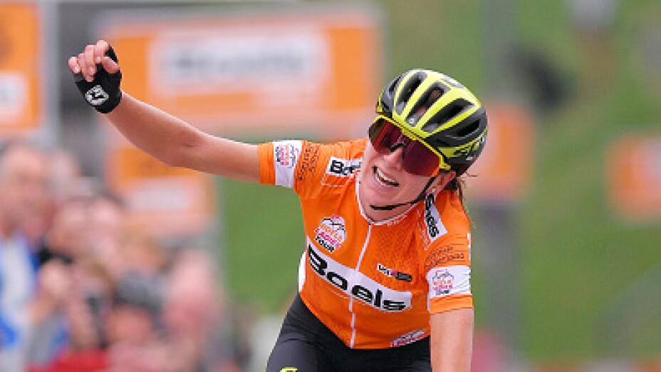 Anne Van Vleuten