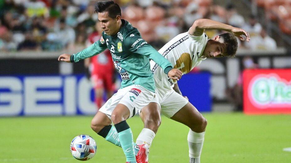 Pumas vs León